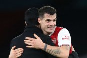 Arsenal 'bound for glory' under Arteta, says Xhaka