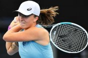Swiatek and Gauff through as Konta crashes out
