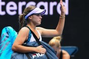 Australian Open: Kenin dethroned in Melbourne as the Barty party continues