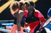 Australian Open: 'I want her to play forever' – Osaka after Serena's emotional exit