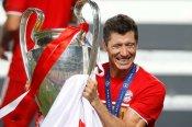 Bayern star Lewandowski heads nominees for Laureus World Sportsman of the Year Award