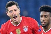 Lazio 1-4 Bayern Munich: Lewandowski sets holders on way to emphatic victory