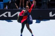 Australian Open: Melbourne farewell? Williams leaves news conference after breaking down in tears