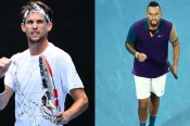Australian Open: Fast courts suit Kyrgios ahead of blockbuster against 'super physical' Thiem