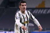 Juventus 3-1 Lazio: Morata double keeps Bianconeri in Scudetto race
