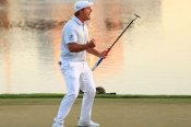 Teary DeChambeau tames Bay Hill to win Arnold Palmer Invitational