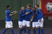 Italy 2-0 Northern Ireland: Berardi and Immobile get Azzurri off to winning start