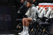 Warriors star Curry 'still sore' and will sit out 76ers showdown