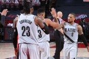 Lillard scores season-high 50 as Trail Blazers snatch victory, LeBron has 99th career triple-double