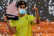 Hometown hero Garin ends 12-year drought after winning Chile Open