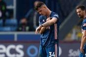 Premier League: Burnley 1-1 Arsenal: Xhaka blunder hands Clarets a point