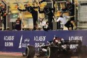 F1 2021: Hamilton holds off Verstappen to claim thrilling Bahrain Grand Prix win