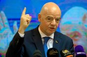 Infantino open to shifting international calendar after Wenger proposal
