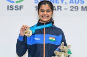 Shooting World Cup: Dominant India win both men's and women's 10m air pistol team gold medals