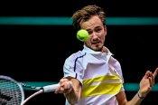 Medvedev into Marseille final after Ebden retires injured, Basilashvili wins Qatar Open
