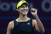 Qatar Open: Muguruza ends Sabalenka's reign as Azarenka, Kvitova progress