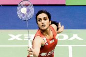 Swiss Open: PV Sindhu marches into final