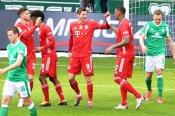 Werder Bremen 1-3 Bayern Munich: Lewandowski up to second in Bundesliga all-time scorers list