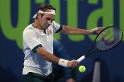 Qatar Open: Federer enjoyed positive return, withdraws from Dubai