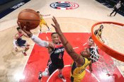 Westbrook sets triple-double NBA record in win for Wizards: 'I don't take it for granted'