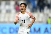 Chhetri named among 13 strikers to choose all time best three in AFC Cup