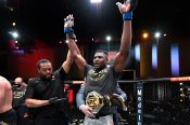 UFC 260 results and recap: Ngannou dazes Miocic; Luque submits Woodley