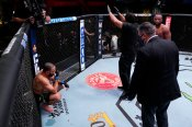 UFC Vegas 21 results: Leon Edwards vs Belal Muhammad ends in unfortunate No Contest