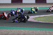 MotoGP 2021: Vinales clinches season-opening victory as Mir misses out on Qatar podium