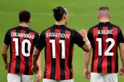 Ibrahimovic adds star power as Milan look for repeat performance against old friends United