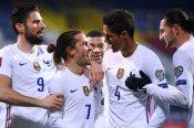 Bosnia-Herzegovina 0-1 France: Griezmann seals slender win for Les Bleus