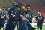 Slavia Prague 0-4 Arsenal (1-5 agg): Gunners set up Emery reunion after first-half blitz