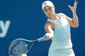 Barty breezes into last 16 but Kenin, Bencic and Mertens out as seeds scatter in Charleston