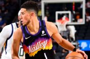 Booker's Suns sizzle in OT win over NBA-leading Jazz, Durant sparkles on return