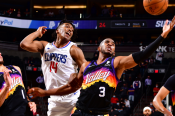 Paul leads Suns to drought-breaking play-offs spot as 76ers also clinch and Westbrook stars