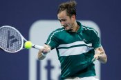 Medvedev pulls out of Monte Carlo Masters after positive coronavirus test