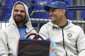 IPL 2021: Dhoni and Dhawan trolled on social media for gully cricket