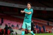 Arsenal 0-3 Liverpool: Jota helps Klopp's men close on Chelsea