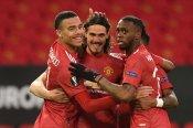 Manchester United 2-0 Granada (4-0 agg): Cavani landmark strike as semi-final awaits