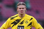 Haaland unaffected by transfer circus as Dortmund prepare for Man City