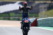 Portuguese GP: Quartararo wins to take lead as Marquez finishes seventh in long-awaited MotoGP return
