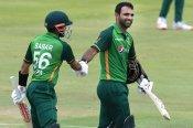 Fakhar & Babar brilliance gives Pakistan ODI series glory
