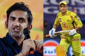 IPL 2021: Gautam Gambhir feels MS Dhoni should bat higher up order to lead team from front