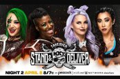 Gauntlet Eliminator, Title Match and more set for WWE NXT TakeOver: Stand & Deliver