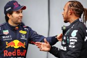 Hamilton shocked to end Red Bull pole run as Perez rues mistake at last corner