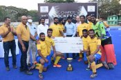 CHAIROS Hockey Cup 2021: Canara Bank reigns supreme