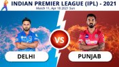 IPL 2021: DC vs PBKS Match 11: Toss report and playing 11 update – Smith handed Delhi debut