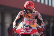 Marquez to start from sixth as 'impossible' yellow flags deny Bagnaia