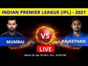 IPL 2021: MI vs RR Match 24 Highlights: Quinton de Kock, Rahul Chahar help Mumbai register emphatic win