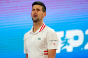 Djokovic rues 'low level' display after shock Serbia Open exit