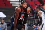 George and Clippers nip Blazers late, Irving leads way for Nets